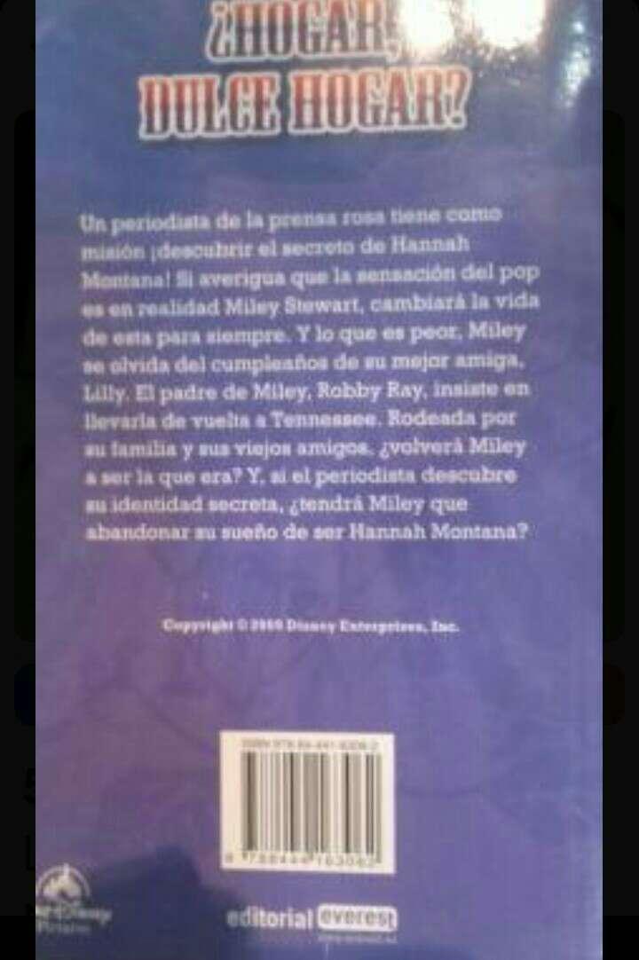 Imagen producto Libro: Hannah Montana la novelización 2