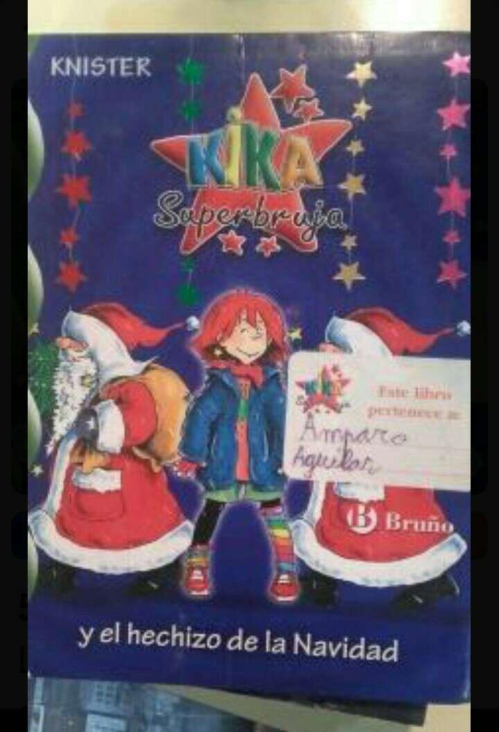 Imagen Kika superbruja y el hechizo de la navidad