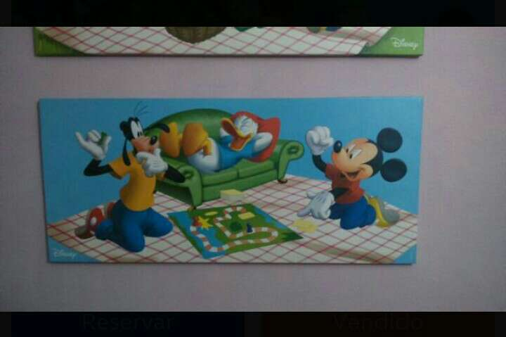 Imagen Cuadro infantil para habitación