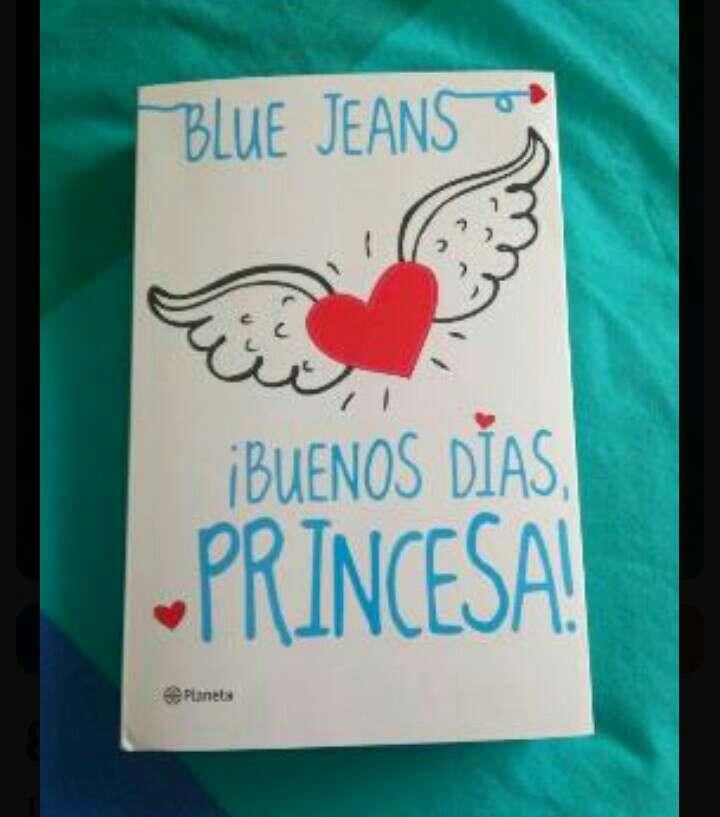 Imagen Buenis días princesa, blue jeans