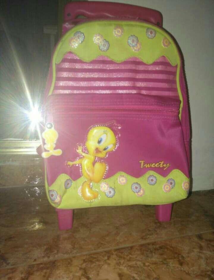 Imagen Mochila escolar infantil de niña