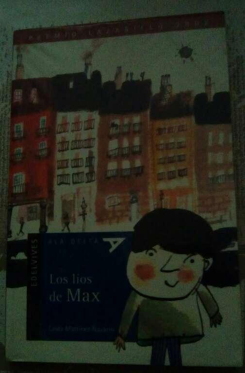 Imagen Los lios de Max (Laida Martínez Navarro)