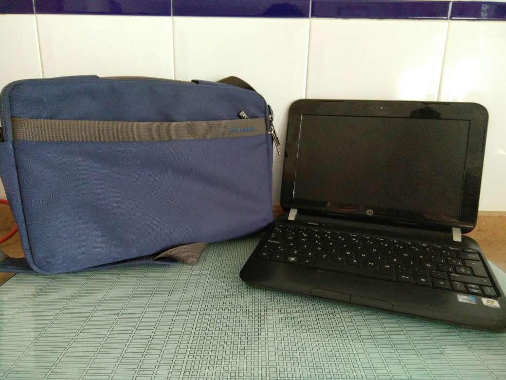 Imagen Portátil Netbook HP Mini+Bolso/funda
