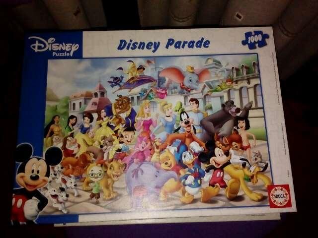 Imagen Puzzle de Disney