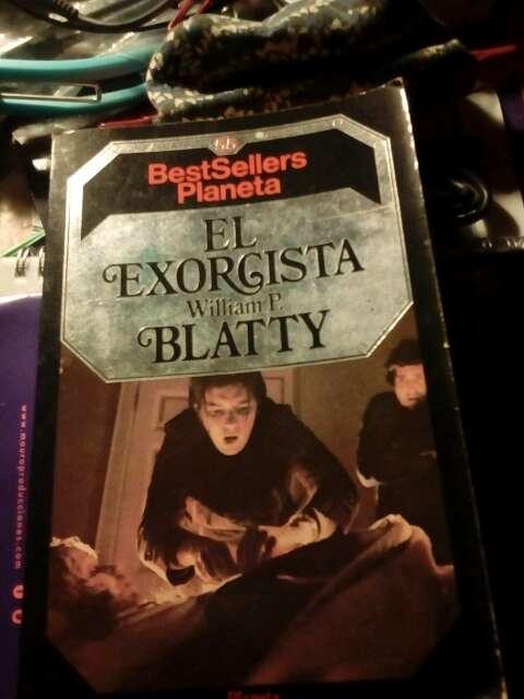 Imagen El exorcista.