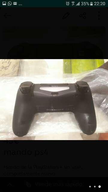Imagen producto Mando PlayStation 4 3