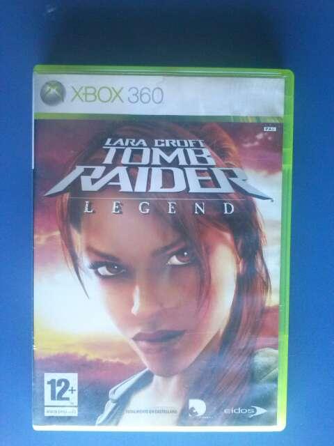 Imagen Tomb Raider Legend XBOX 360