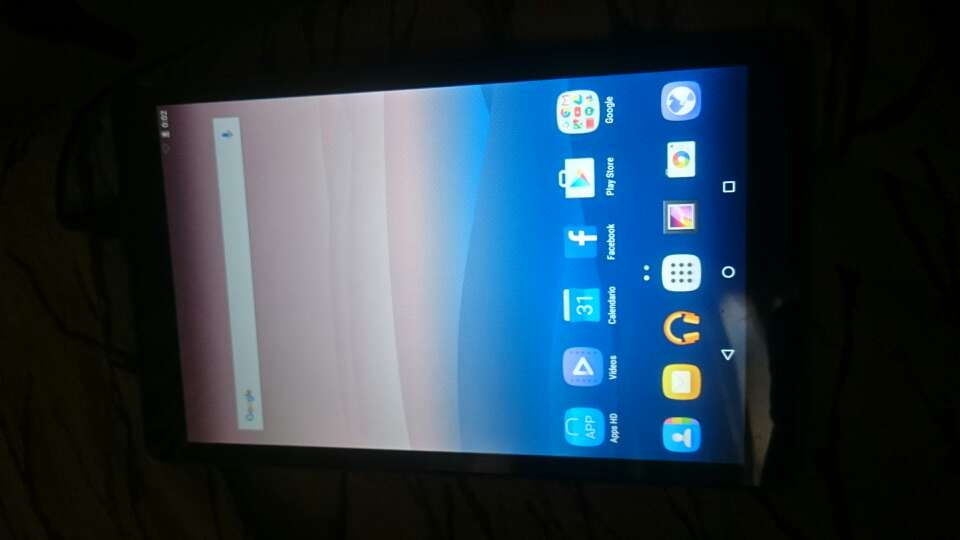 Imagen vendo tablet