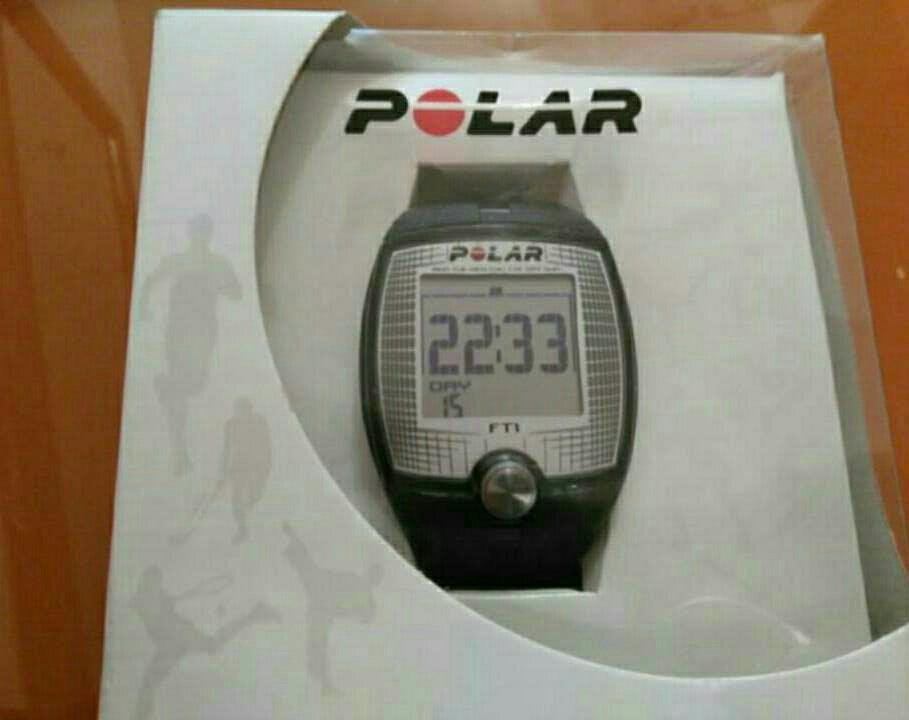 Imagen Reloj digital polar