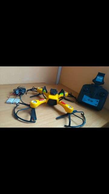 Imagen Drone X-FlyPro
