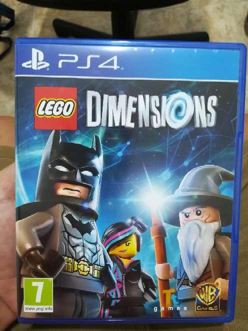 Imagen Juego Lego Dimensions Ps4