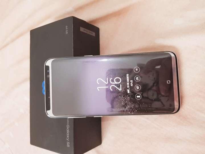 Imagen Samsung s8