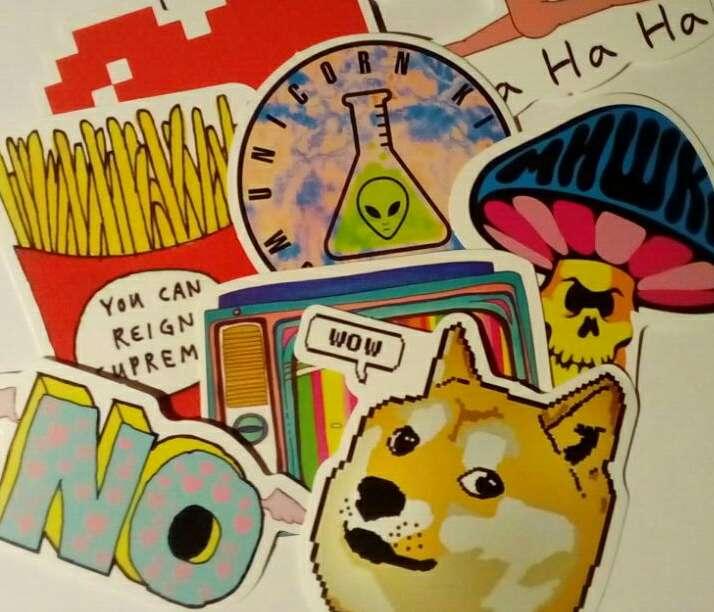 Imagen 20 stickers  |  1,50€