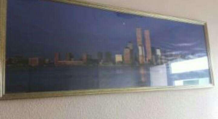 Imagen Cuadro de las torres gemelas