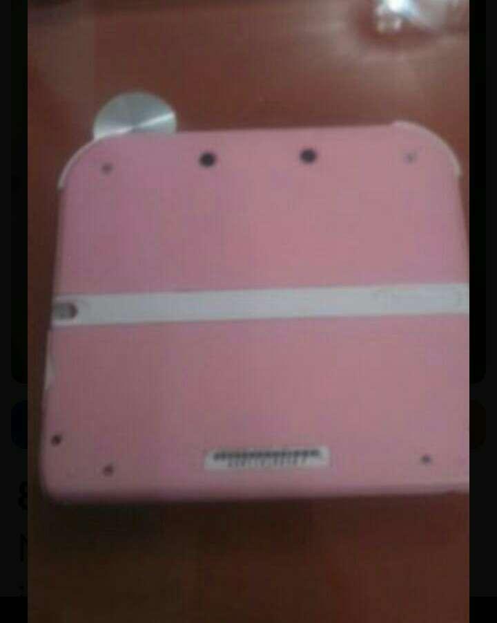 Imagen producto Nintendo 2 ds rosa + juego tomodachi life 2