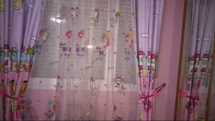 Imagen Cortina habitación niña