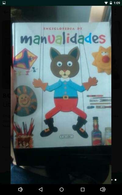 Imagen Libro de manualidades para niños