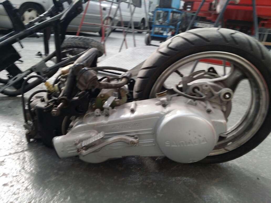 Imagen producto Recambios Samada Metro 125cc  3