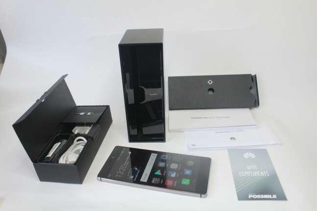 Imagen producto Huawei p8 nuevo 2