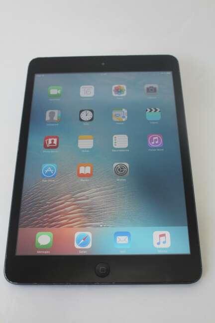 Imagen iPad mini Negro