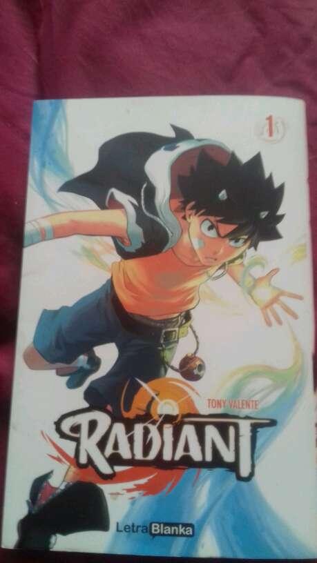 Imagen producto Vendo manga radiant por 8 euros 1