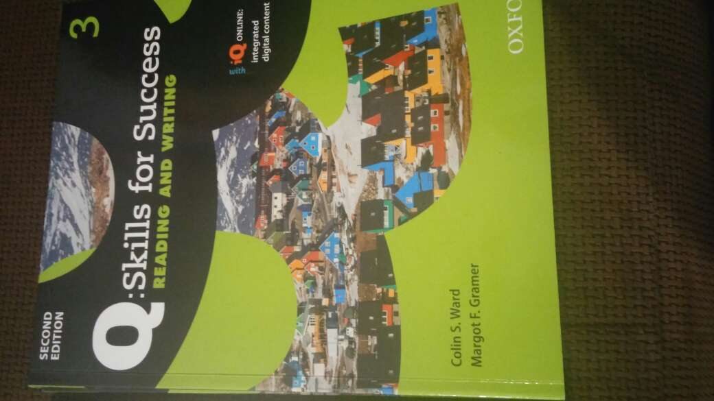 Imagen producto Libros de ingles b1 Q; skills for success 2
