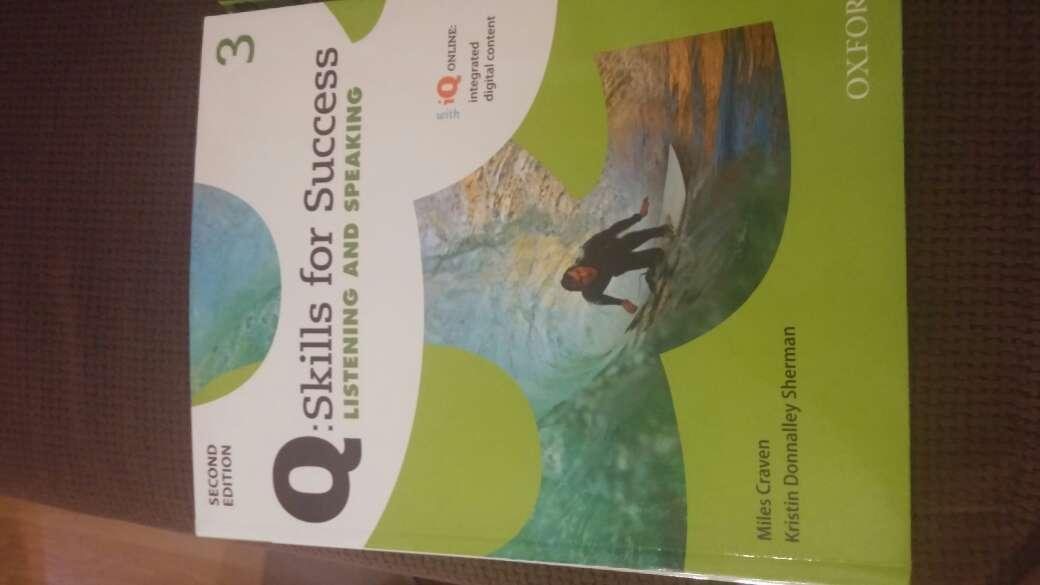 Imagen producto Libros de ingles b1 Q; skills for success 3