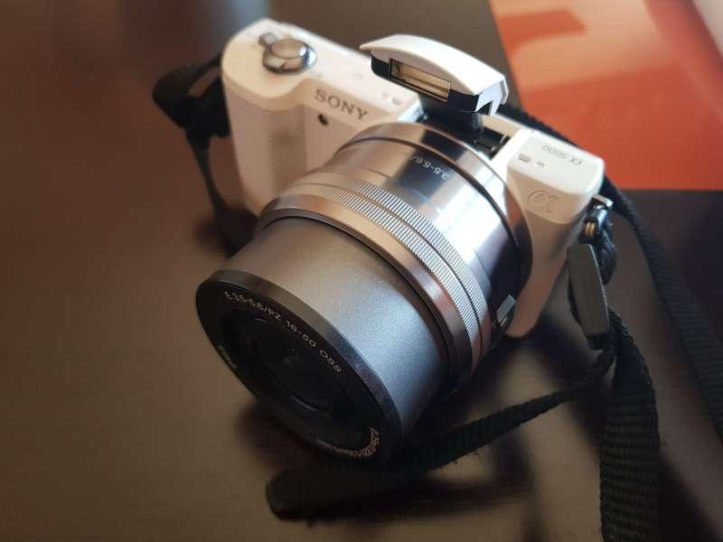 Imagen Sony alfa 5000 EVIL