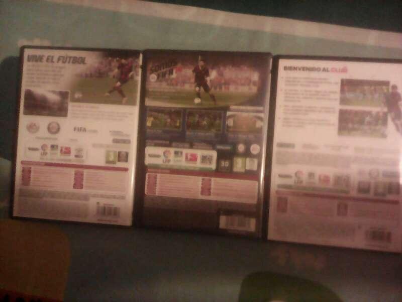 Imagen producto Videojuegos de fútbol para PC (Fifas) 2