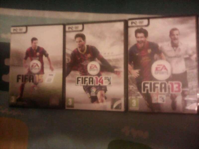 Imagen Videojuegos de fútbol para PC (Fifas)