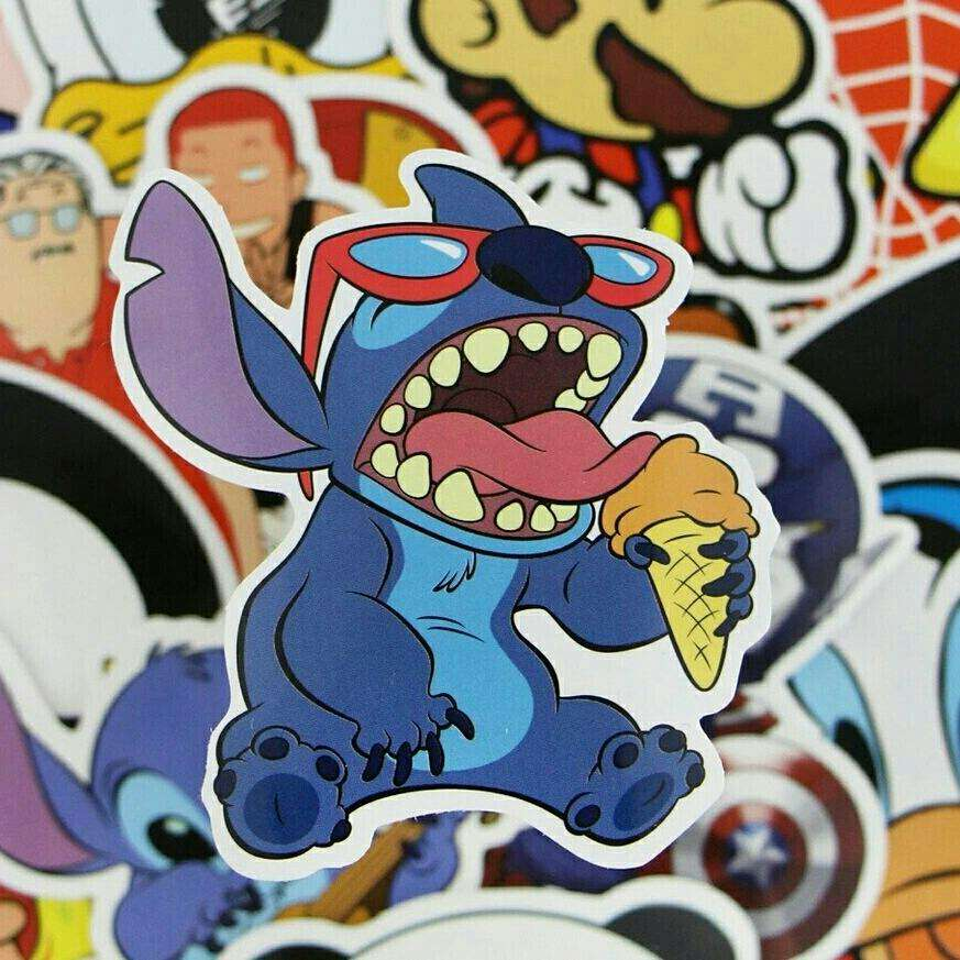 Imagen Packs de stickers