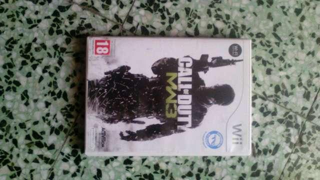 Imagen Calle Of Duty Wii