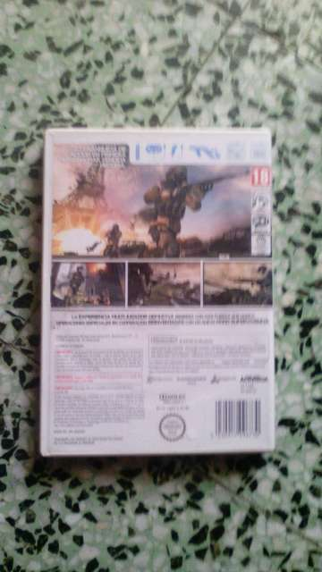 Imagen producto Calle Of Duty Wii 2
