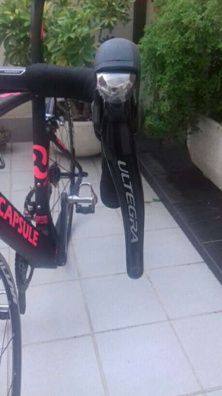 Imagen producto Bicicleta carretera Capsule Epsilon nueva a estrenar 3