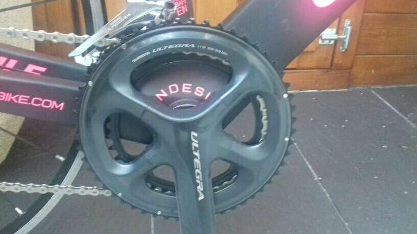 Imagen producto Bicicleta carretera Capsule Epsilon nueva a estrenar 4