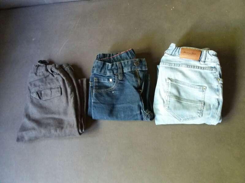 Imagen pantalones talla 9