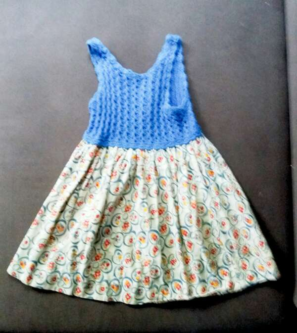Imagen vestido talla 3
