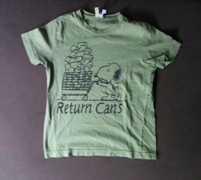 Imagen camiseta BENETTON talla 4