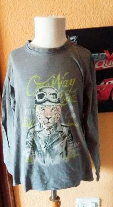 Imagen producto Camiseta TRES POMMES talla 9 1