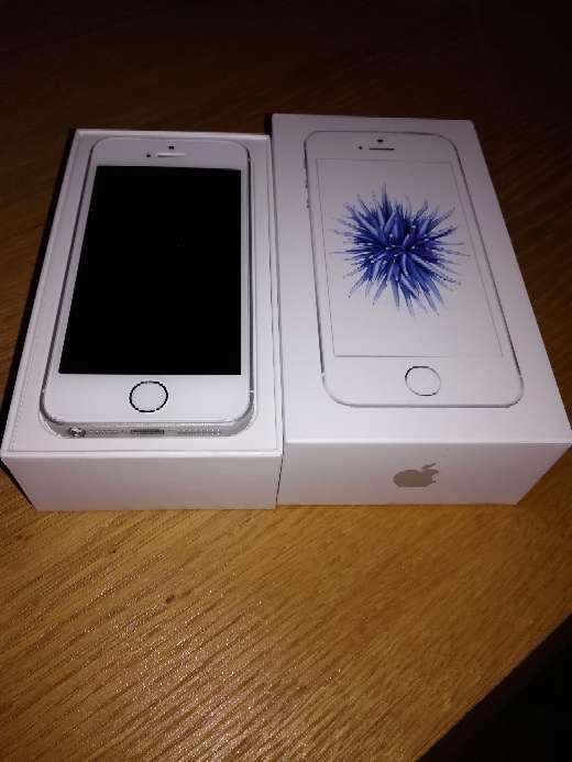 Imagen iPhone se 32gb con garantia y factura