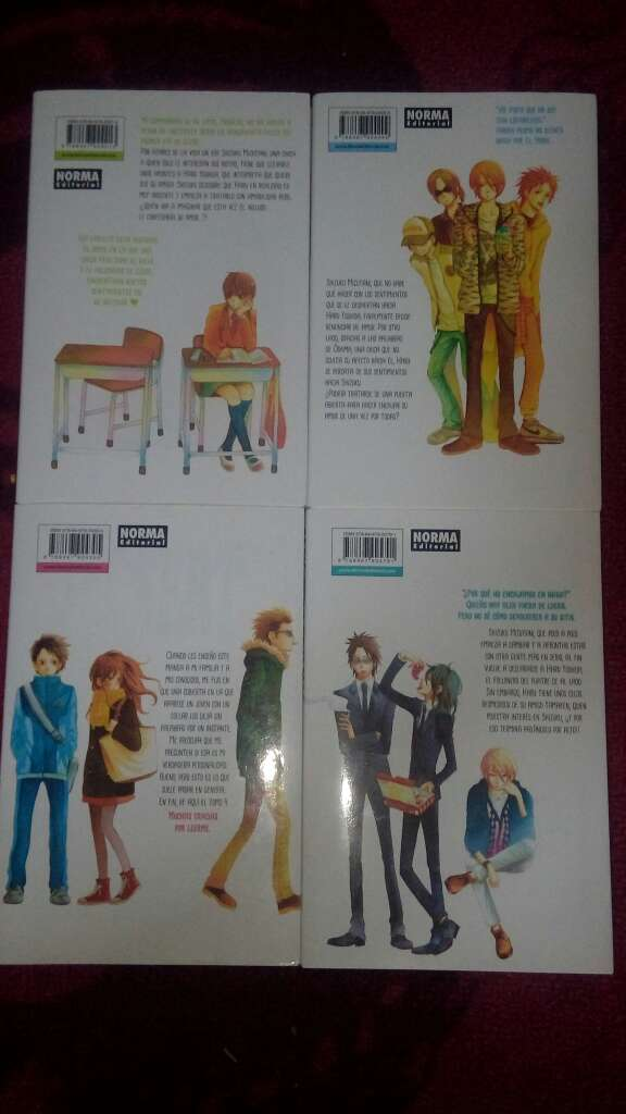 Imagen producto Libro/Manga