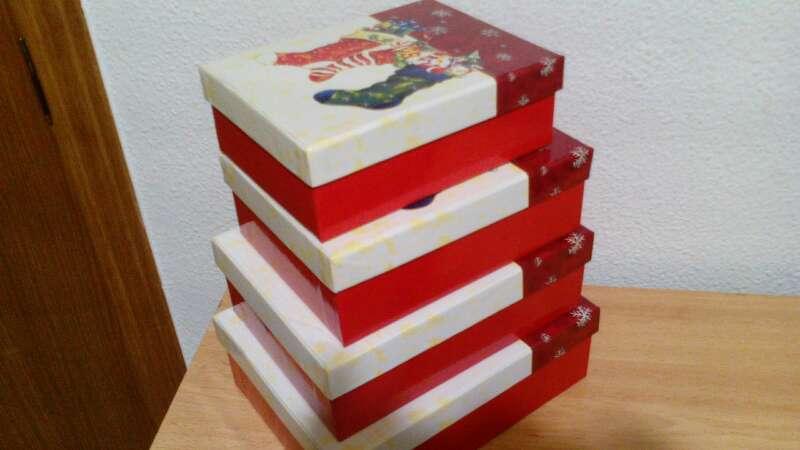 Imagen Caja de cajas Navidad (envío gratis)