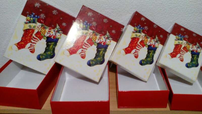 Imagen producto Caja de cajas Navidad (envío gratis)  4