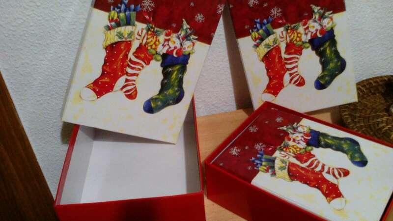 Imagen producto Caja de cajas Navidad (envío gratis)  3
