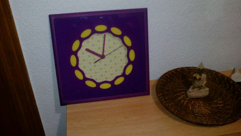Imagen Reloj moderno (envío gratis)