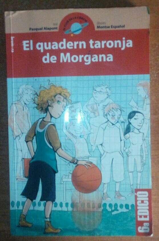 Imagen El quadern taronja de Morgana(p.negociable)