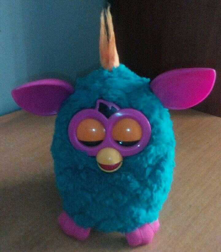 Imagen Furby azul (P.negociable)