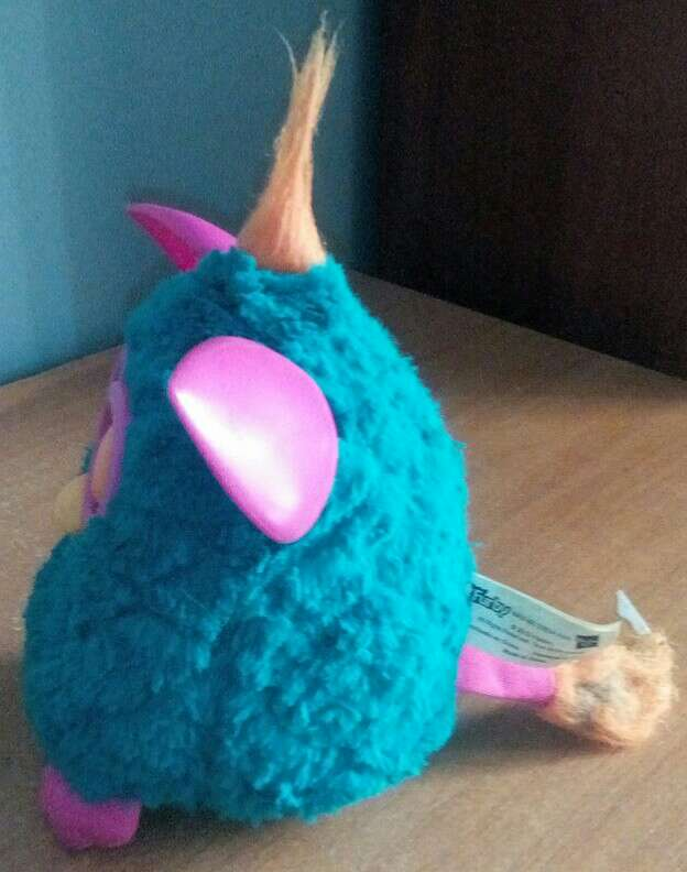 Imagen producto Furby azul (P.negociable) 2