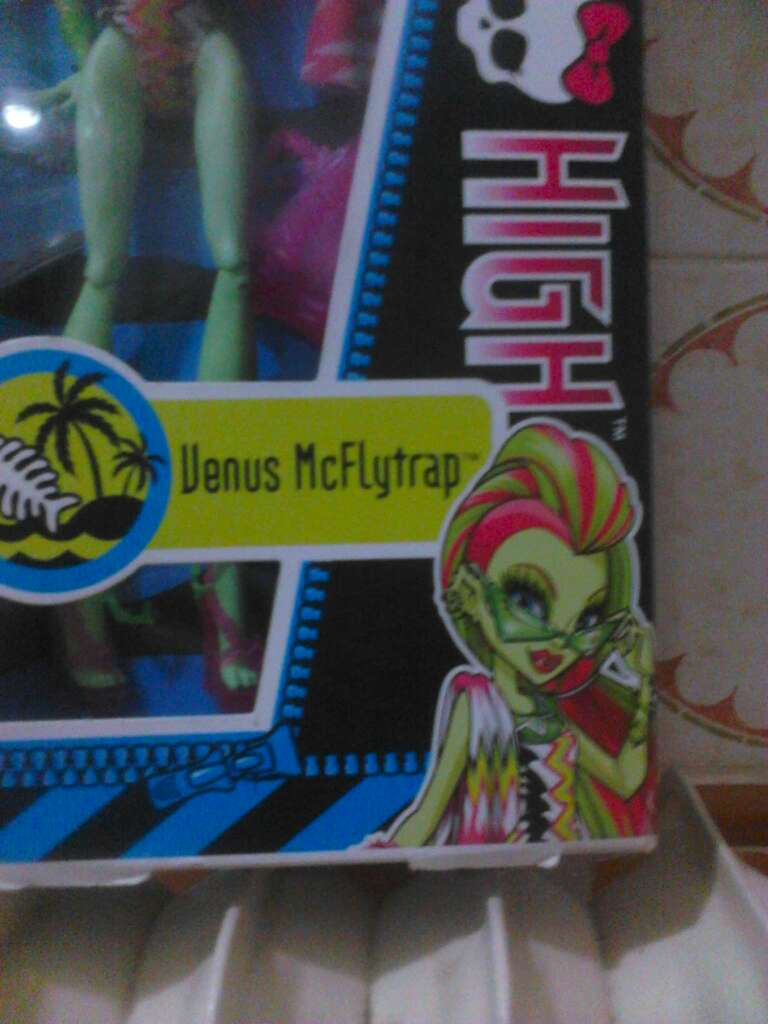 Imagen producto Monsther High Venus 3