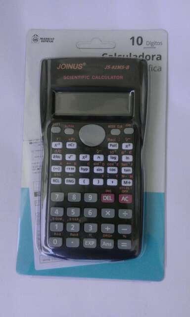 Imagen calculadora científica